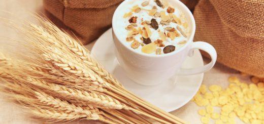 grano cereali agricoltura colazione